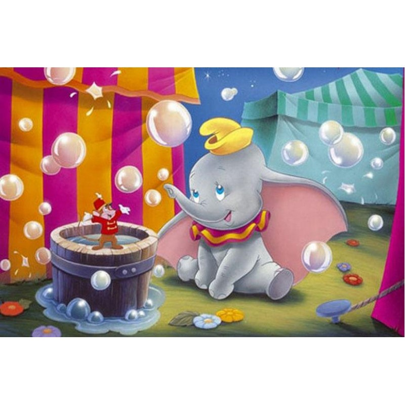 Cute Dumbo And Mouse...